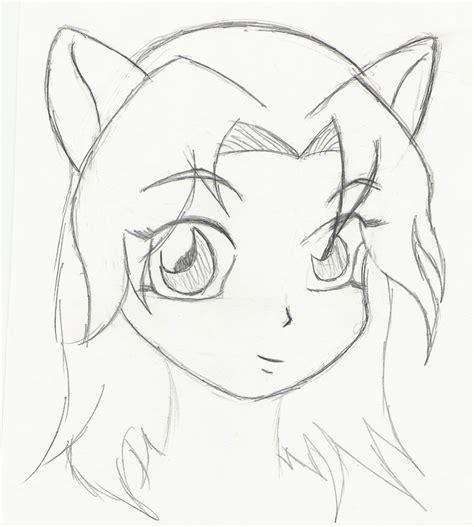 Anime Drawings Easy by Easy Drawings Anime Easy Anime Drawing