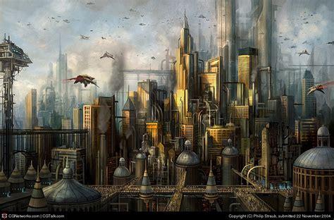 war future city wallpaper animation futuristic world
