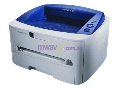 Printer Laser Xerox Phaser 3155 fuji xerox phaser 3155 laser mono printer a4 p3155 mwave au