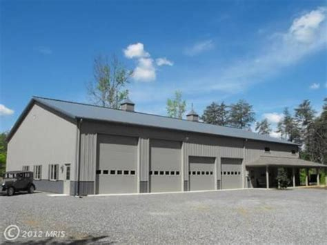 metal garage with living space barn living pole quarter with metal buildings morton