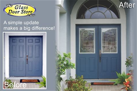Adding Window To Steel Entry Door - we can add glass to your existing metal doors the glass