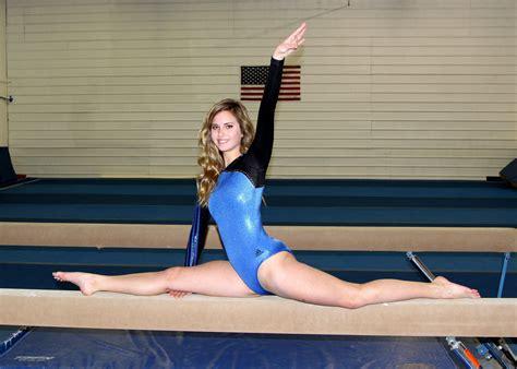Mawar Slit gymnastics follow me around senior speech and practice