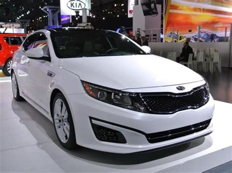 Kia Optima Lx Horsepower 2015 Kia Optima Specs Future Car Release