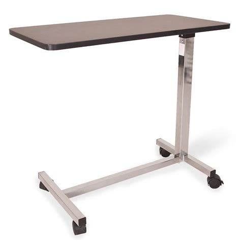 Office Fitness Height Adjustable Autotouch Laptop Table Height Adjustable Laptop Desk