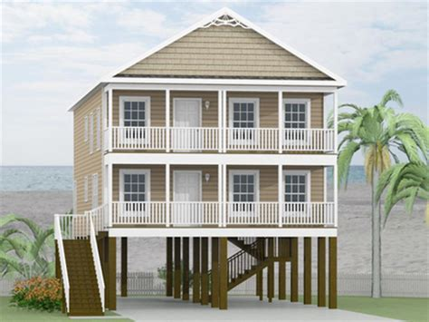 house plans built on pilings modular home plans on pilings pictures to pin on pinterest