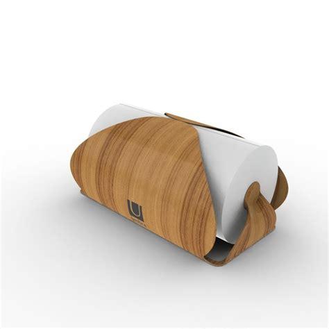 Folded Paper Towel Holder - sleek paper towel holder free 3d model sldprt sldasm