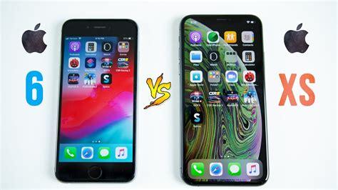 iphone xs  iphone  speed test  years   big