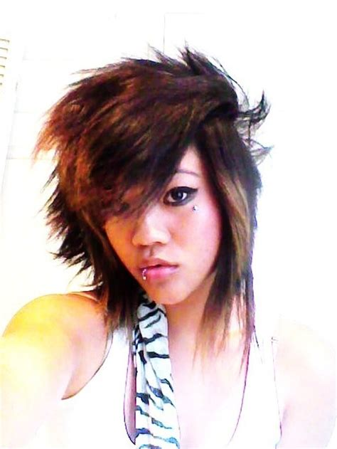 everyday punk hairstyles asian girl punk hairstyle for girls