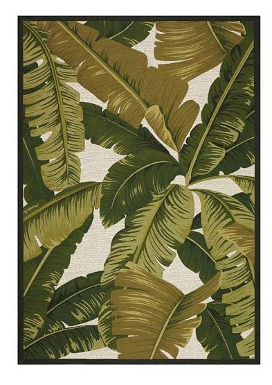 palm leaf rug palm leaves rug the hawaiian home