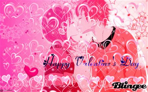 anime valentines day happy s day anime picture 131605466