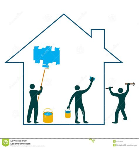 renovation free clipart