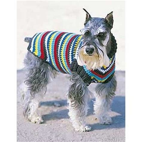 crochet pattern for dog coats a guide to the best free crochet dog sweater patterns by