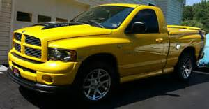 Dodge Ram Rumble Bee 2004 Dodge Ram Rumble Bee By D Brown Dodgramrumblebee