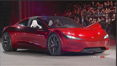 tesla roadster 2019 tesla roadster returns promises 0 60 mph in 1 9 sec