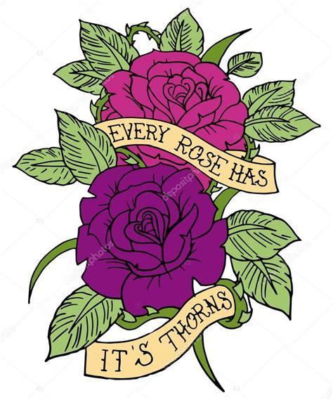 薔薇のタトゥーのデザイン ストックベクター 169 nak1 92337530