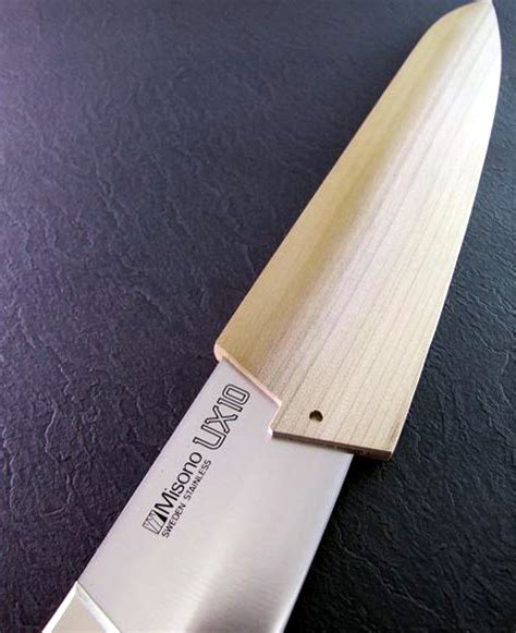Misono Handmade - saya for misono ux10 240mm chef knife gyuto from japan ebay