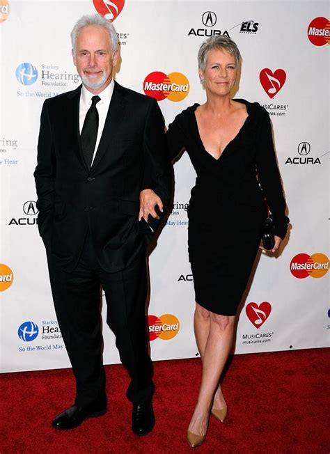 jamie lee curtis with husband 25 best ideas about jamie lee curtis young on pinterest