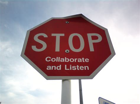 stop look and listen a toolbox for creating healthy boundaries books stop collaborate and listen wonderferret flickr