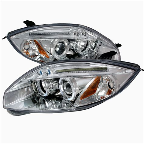 Mitsubishi Eclipse Lights by Pro Design Clear Headlights For 2007 Mitsubishi Eclipse