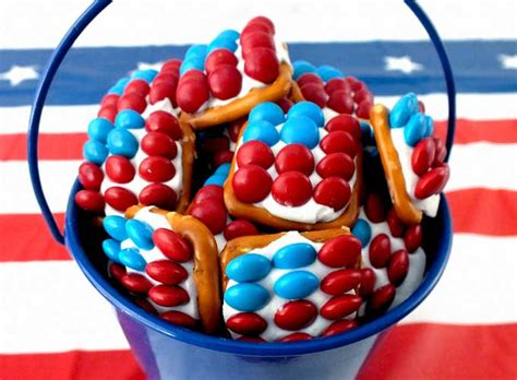 patriotic pretzel bites two sisters crafting