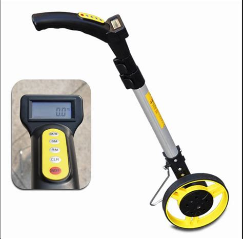 Digital Measuring Wheel Meteran Dorong Digital Marcdavis jual meteran dorong digital qldz01 alat survey