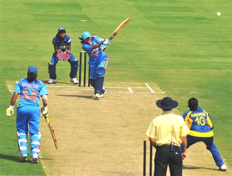 Cricket Takes The Bling Route by Soniya Dabir Takes The Aerial Route Cricket Photo Espn