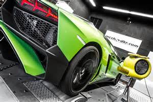 Lamborghini Aventador Torque Lamborghini Aventador Sv Gets More Power And Torque From