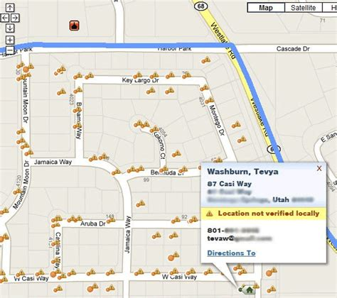 lds maps the easy way to put your ward on maps mormon