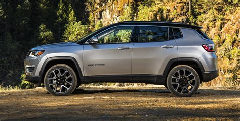 jeep compass unveiled  la motor show