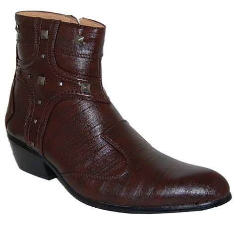 michael buy shoe artists 2 inch cuban heel boots