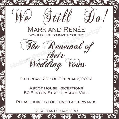 Invitation Renewing Wedding Vows Quotes. QuotesGram