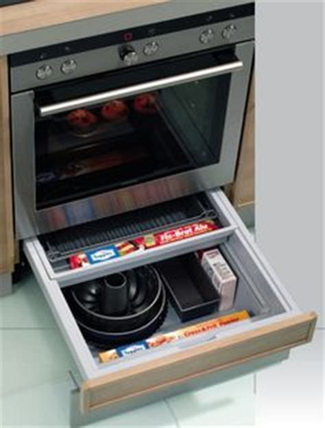 Oven Storage Drawer by 1000 Images About Oven Storage On Ovens