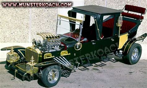 Munster Car The Munsters Car Www Pixshark Images Galleries With A Bite