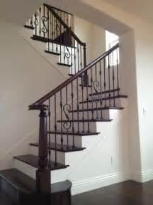 Iron Stairs Design Wrought Iron Railing