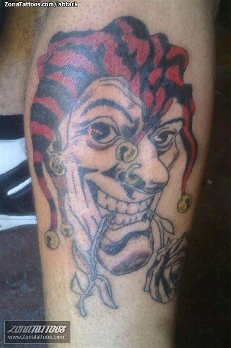 imagenes de joker tatuajes tatuaje de joker