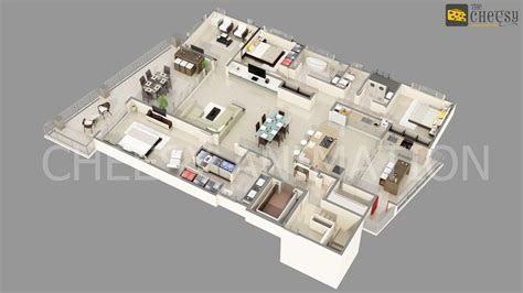 3d floor plans architectural floor plans 3d floor plan 3d floor plan for house http www