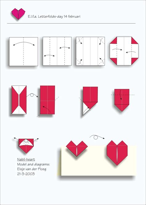 Origami For Valentines Day - diy origami make these for s day this