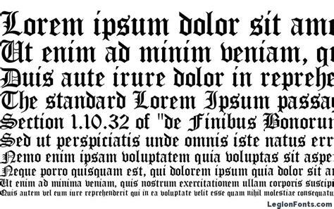 deutsch gothic font download free preview font deutsch gothic encient german gothic font download free legionfonts