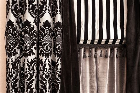 gothic curtains neo french baroque with a gothic twist eclectic
