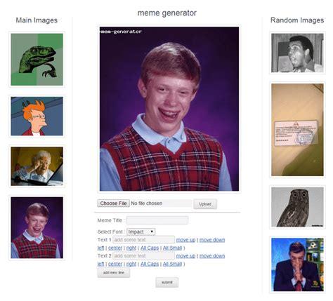 Popular Meme Generator - top 3 meme generator wordpress plugins and a theme