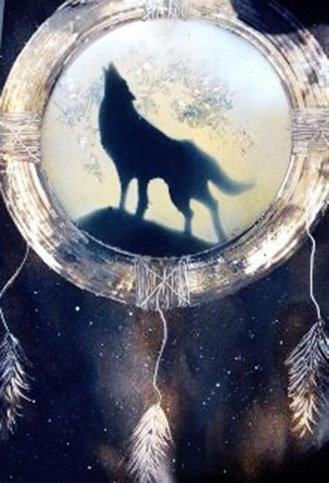 spray paint wolf howling wolf catcher spray paint gift idea