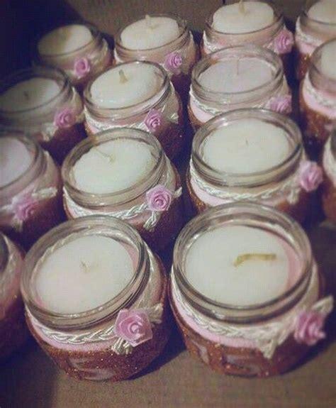 manualidades de navidad con fradcos de gerber velas en frascos gerber js manualidades js pinterest