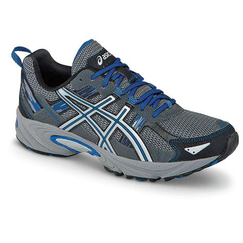 asics mens sneakers asics s gel venture 5 running shoes 653272 running