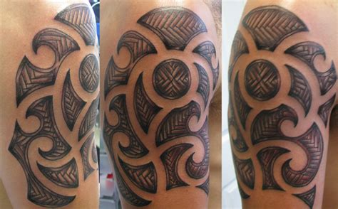 tribal thistle tattoo tribal thistle by drewgovan on deviantart
