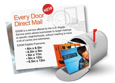 Eddm Every Door Direct Mail Template