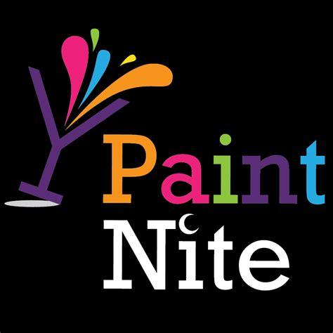 paint nite logo paint nitewine maniacs wine bar bistro