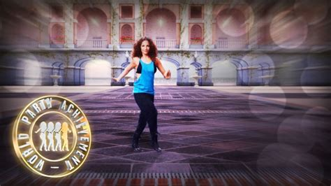 zumba fitness world party tv spot screenshot 10 salsa pro achievement zumba fitness world party jp