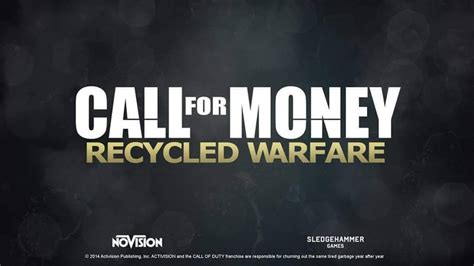 video games call  duty advanced warfare video game