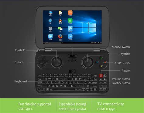 future console gpd windows future console portable sous w10 page 2