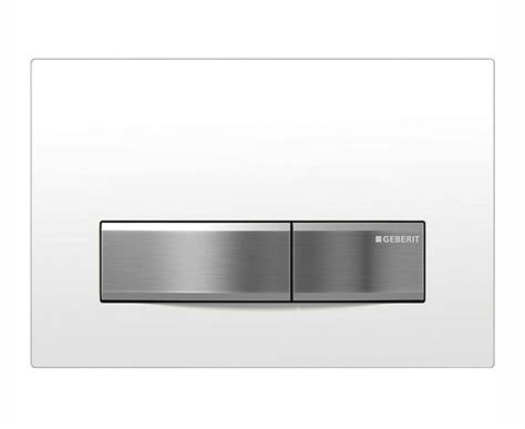 Geberit sigma50 white alpine dual flush plate 115 788 11 5